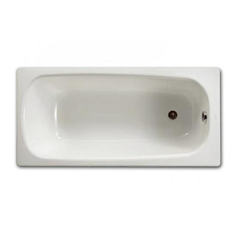 Стальная ванна Roca Contesa 120x70 ванна стальная contesa roca 1500х700 мм