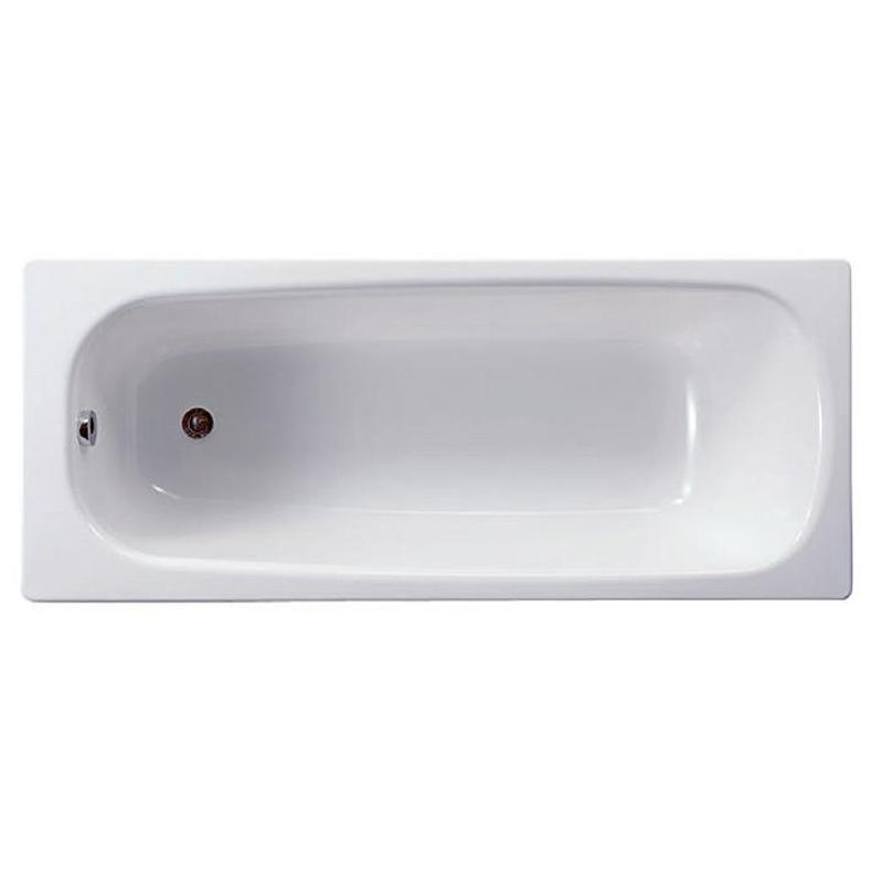 Стальная ванна Roca Contesa 160x70 ванна стальная contesa roca 1500х700 мм
