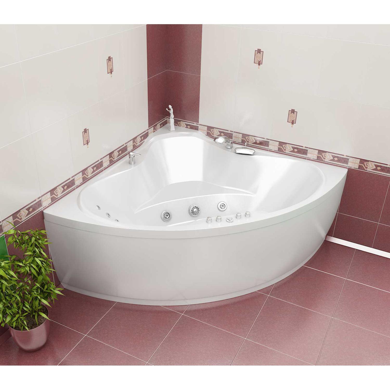 Акриловая ванна Тритон Троя