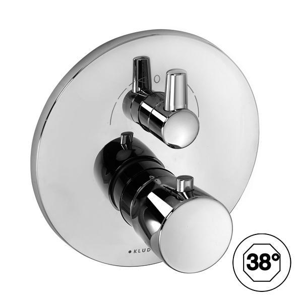 Смеситель Kludi Balance 528300575 для ванны смеситель для ванны хром kludi 388120538