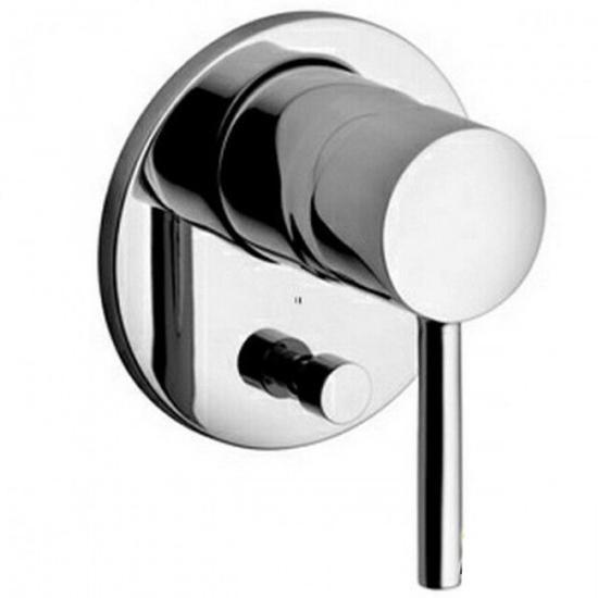 Смеситель Kludi Bozz 38716 0576 для ванны смеситель для душа kludi bozz встраиваемый для 88077 33434 388600576