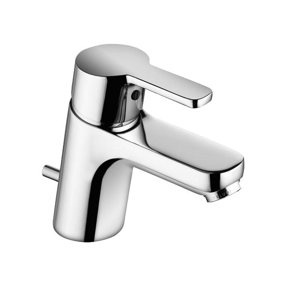 Смеситель Kludi Logo Neo 37281 0575 для раковины смеситель для ванны коллекция logo neo 376810575 однорычажный хром kludi клуди