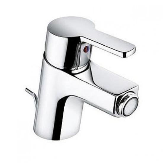 Смеситель Kludi Logo Neo 37533 0575 для биде смеситель для ванны коллекция logo neo 376810575 однорычажный хром kludi клуди