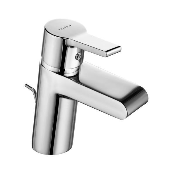 Смеситель Kludi O Cean 38340 0575 для раковины смеситель для раковины kludi balance с донным клапаном 520239175