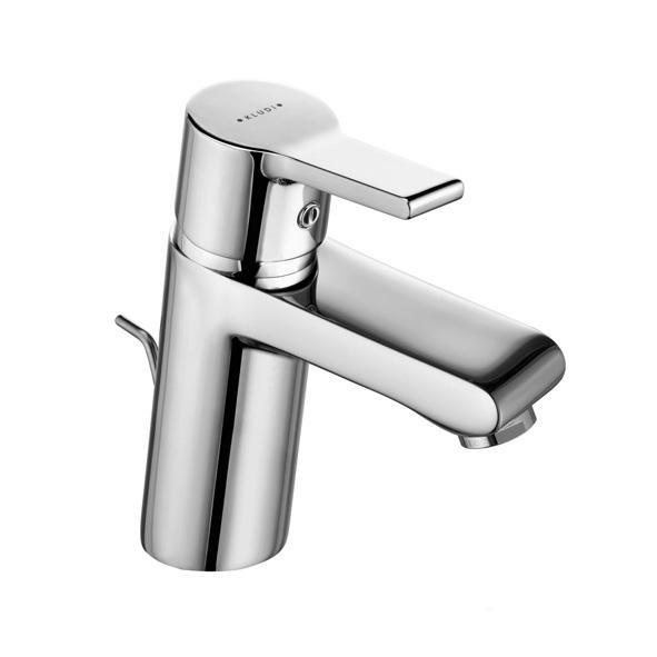 Смеситель Kludi O Cean 38350 0575 для раковины смеситель для раковины kludi balance с донным клапаном 520239175