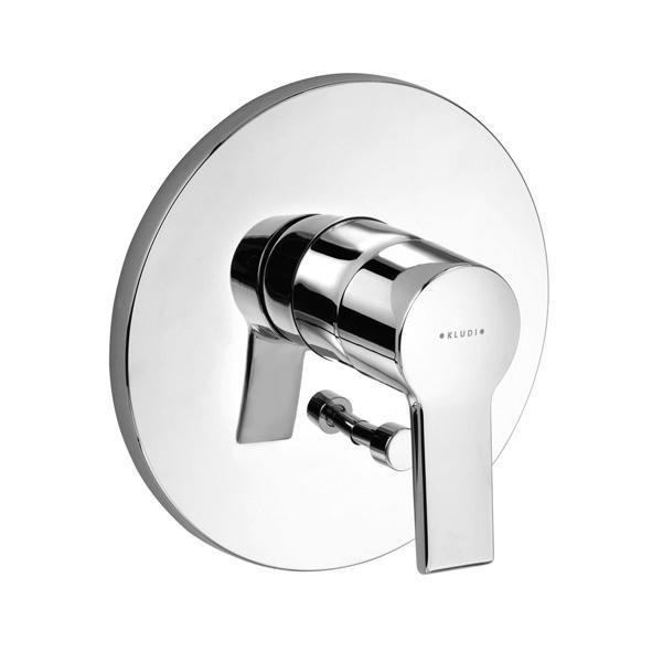 Смеситель Kludi O Cean 387500575 для ванны смеситель для ванны и душа коллекция o cean 387500575 однорычажный хром kludi клуди