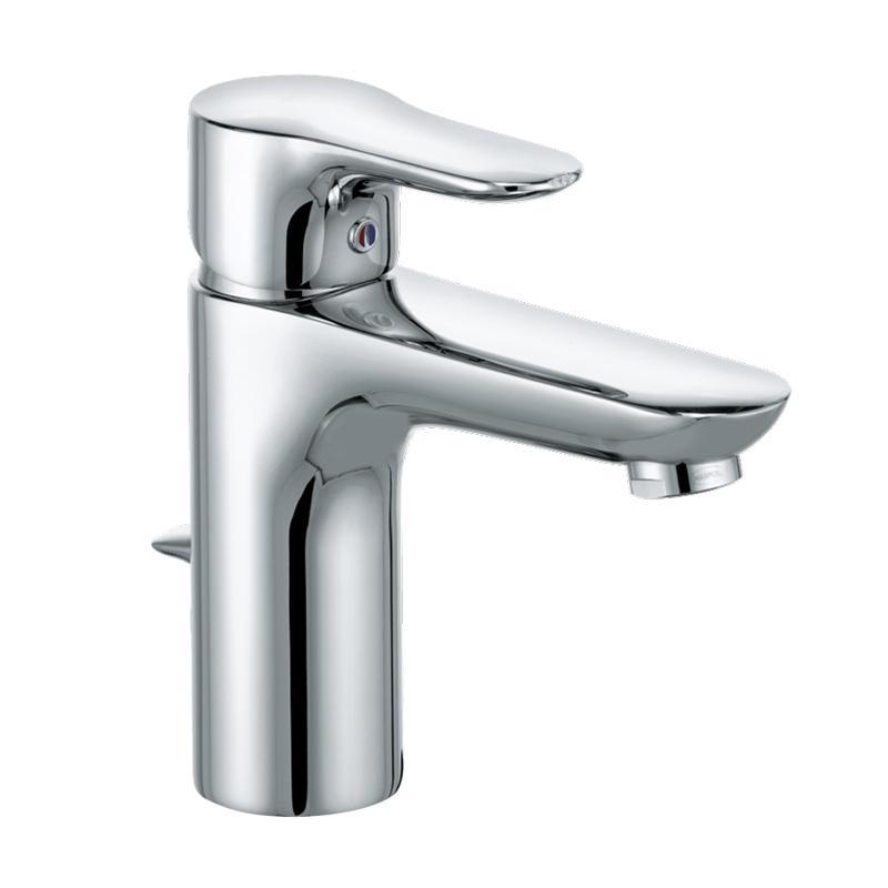 Смеситель Kludi Objecta XL 322600575 для раковины смеситель для раковины kludi balance с донным клапаном 520239175