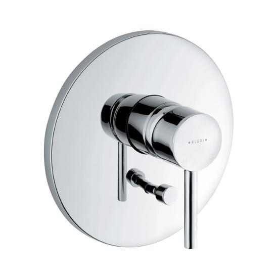 Смеситель Kludi Bozz 386500576 для ванны смеситель для душа kludi bozz встраиваемый для 88077 33434 388600576