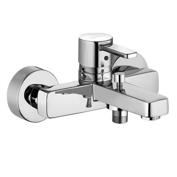 Смеситель Kludi Zenta 38670 0575 для ванны смеситель для ванны zenta лайм z1502