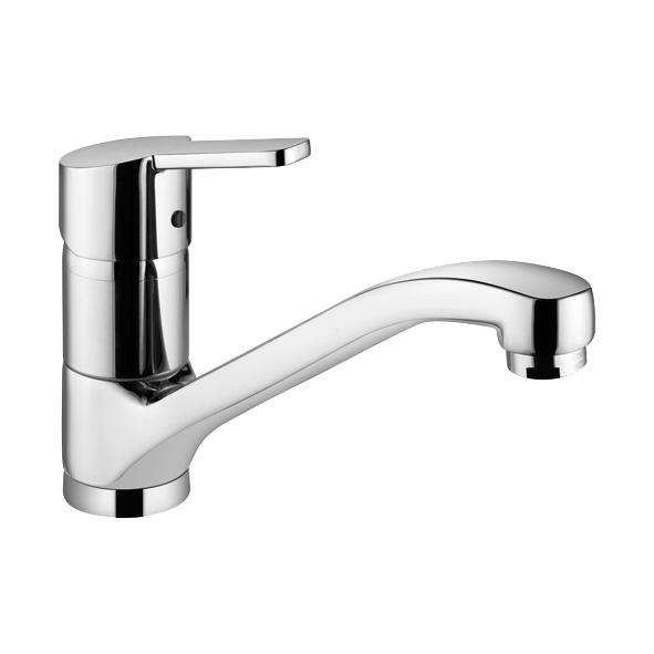 Смеситель Kludi Logo Neo 37913 0575 для кухни смеситель для ванны коллекция logo neo 376810575 однорычажный хром kludi клуди