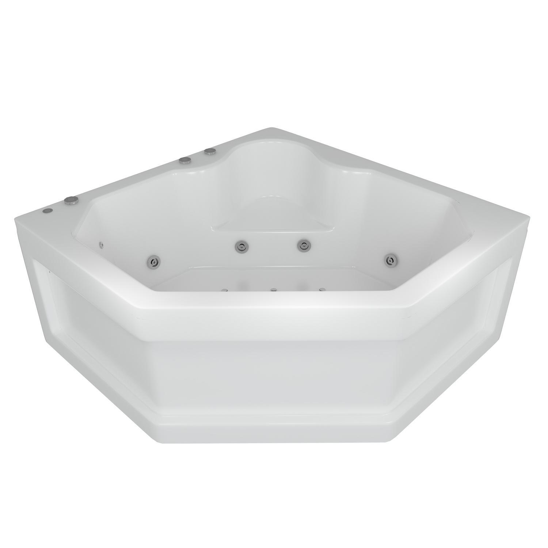 Акриловая ванна Акватек Лира 150x150 без гидромассажа акриловая ванна акватек лира
