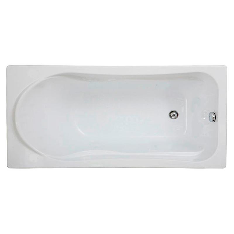 Акриловая ванна Bas Мальта 170x75 без гидромассажа bas мальта