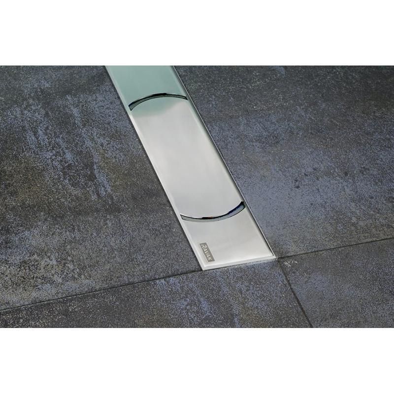 Трап для душа OZ Ravak Chrome 300 stainless душевой трап pestan square 3 150 мм 13000007