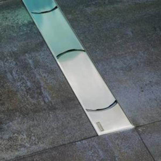 Трап для душа OZ Ravak Chrome 850 stainless душевой трап pestan square 3 150 мм 13000007