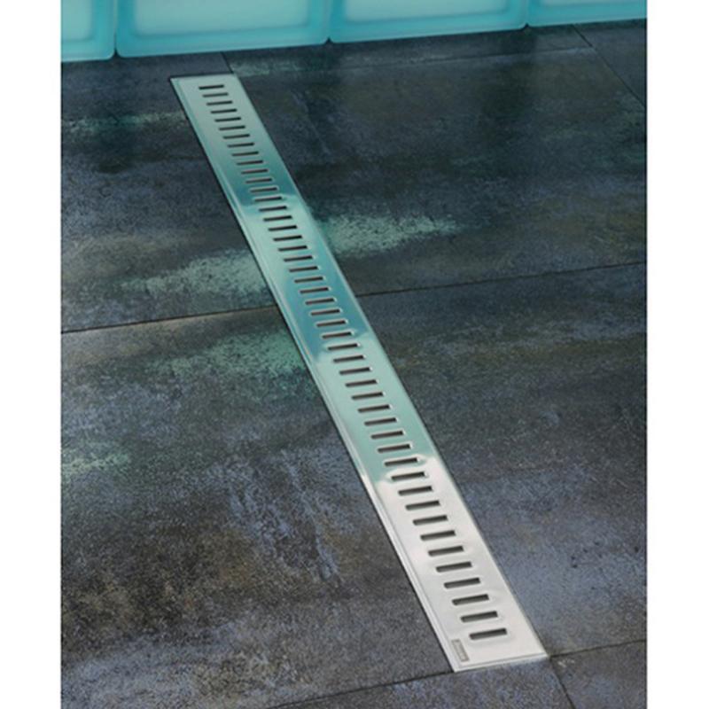 Трап для душа OZP Ravak Zebra 850 plastic душевой трап pestan square 3 150 мм 13000007