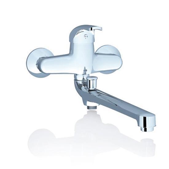 Смеситель Ravak Rosa RS 051.00 для ванны врезной смеситель каскадный для ванны rs 025 00 rosa