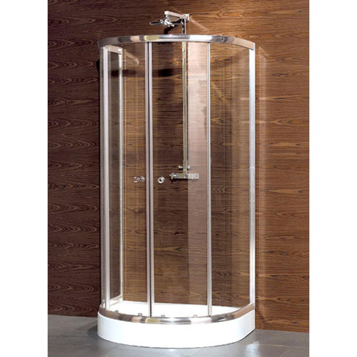 Душевой уголок Sturm Welle 85х100х190 цена
