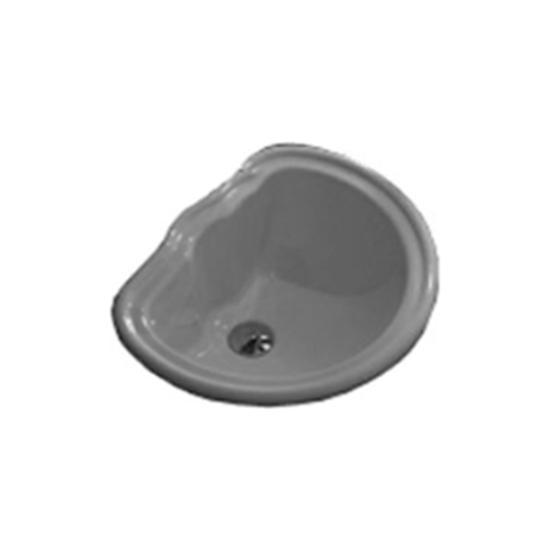 Раковина Kerasan Retro 1031 46 см раковина kerasan lavabi arredo 0225bi