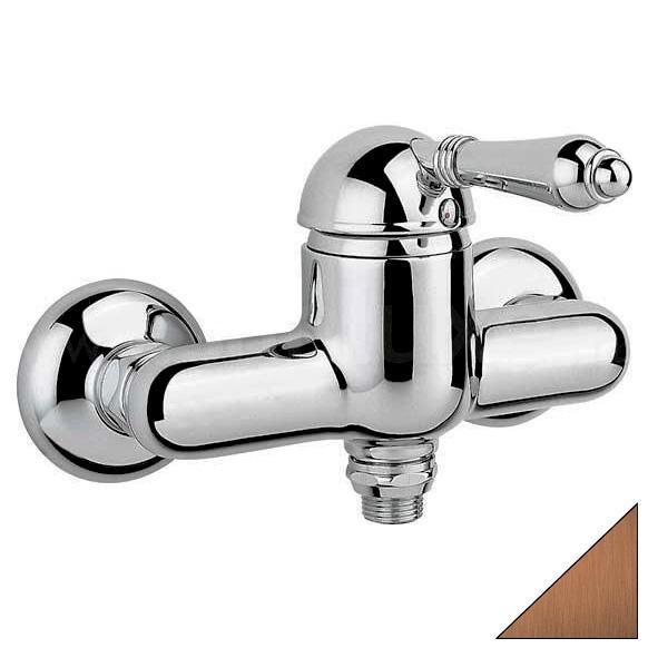 Смеситель Nicolazzi Classica 3405BZ75 для душа ершик напольный для туалета nicolazzi classica 1491gb