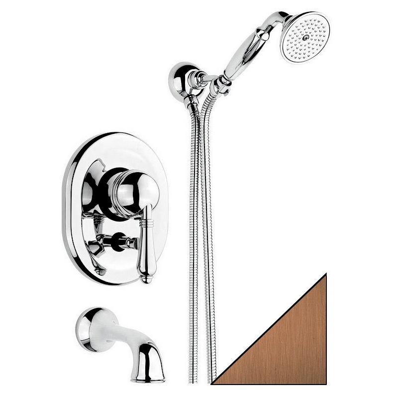 Смеситель Nicolazzi Classica 3400BZ75 для ванны