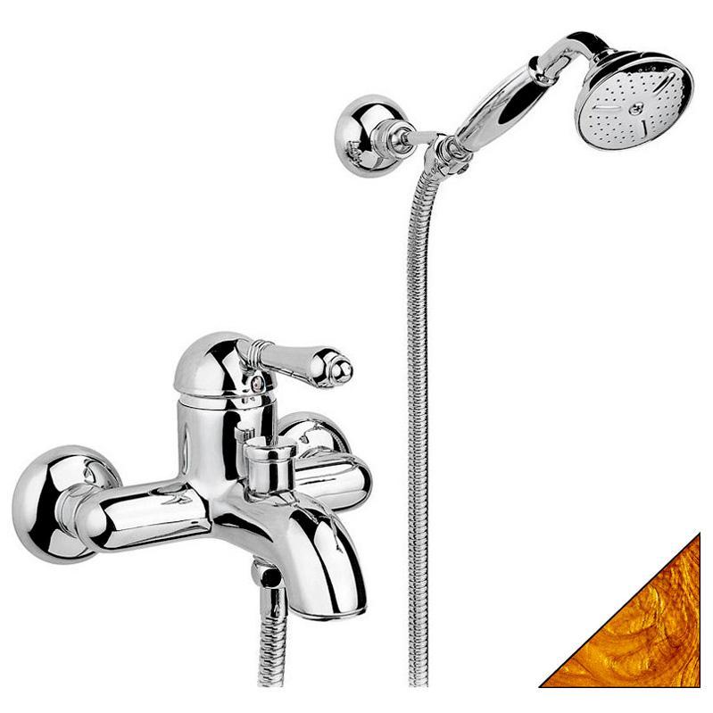 Смеситель Nicolazzi Classica 3401GO75 для ванны