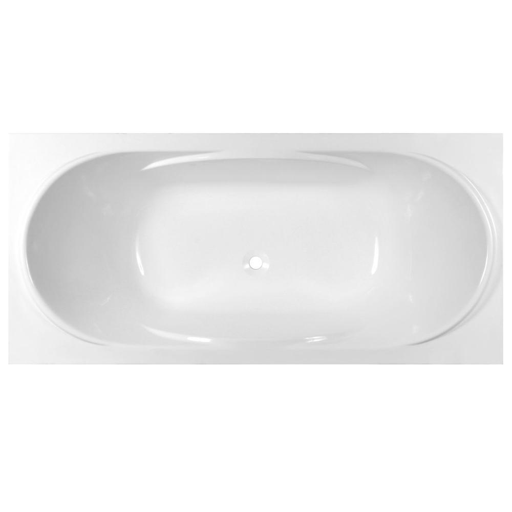 Ванна Эстет Астра белая ванна эстет лаура белая
