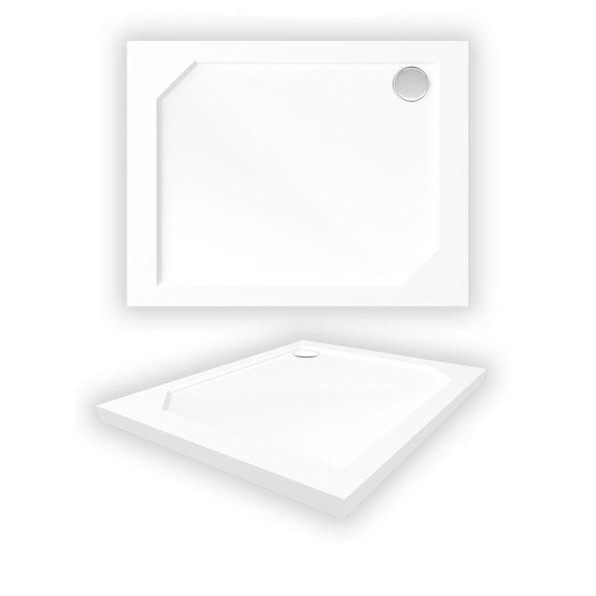 Душевой поддон Alpen Cron APS0064 110х80 смеситель для ванной cron cn2619 2