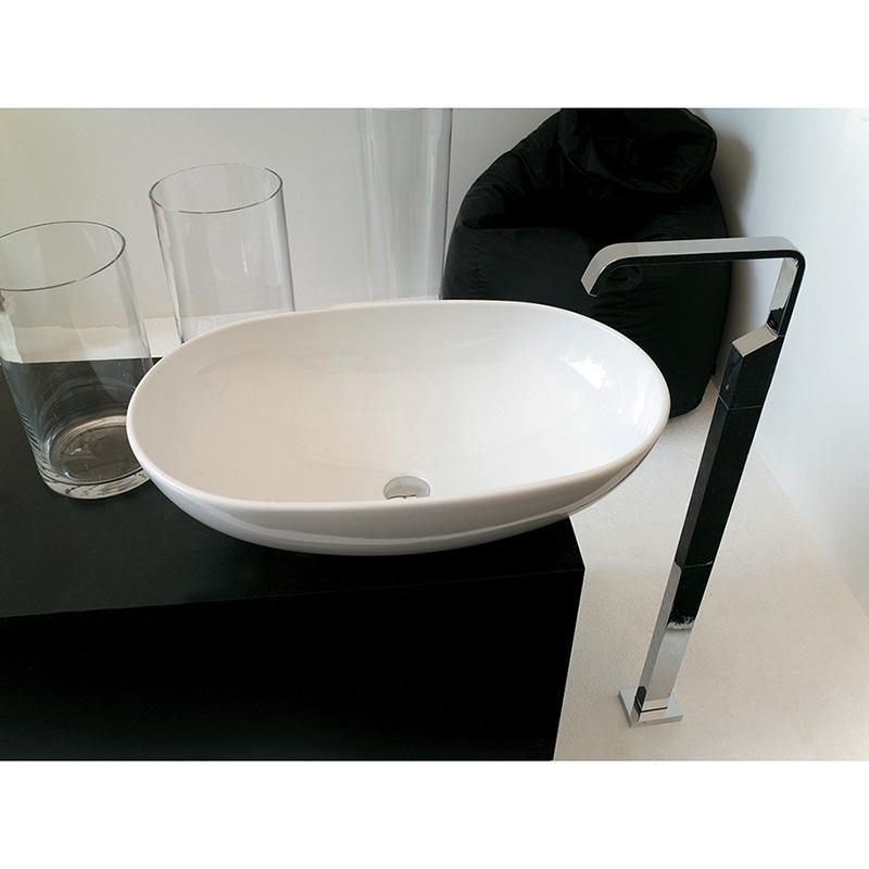 Раковина ArtCeram La Ciotola L3060 70 см мебель 70