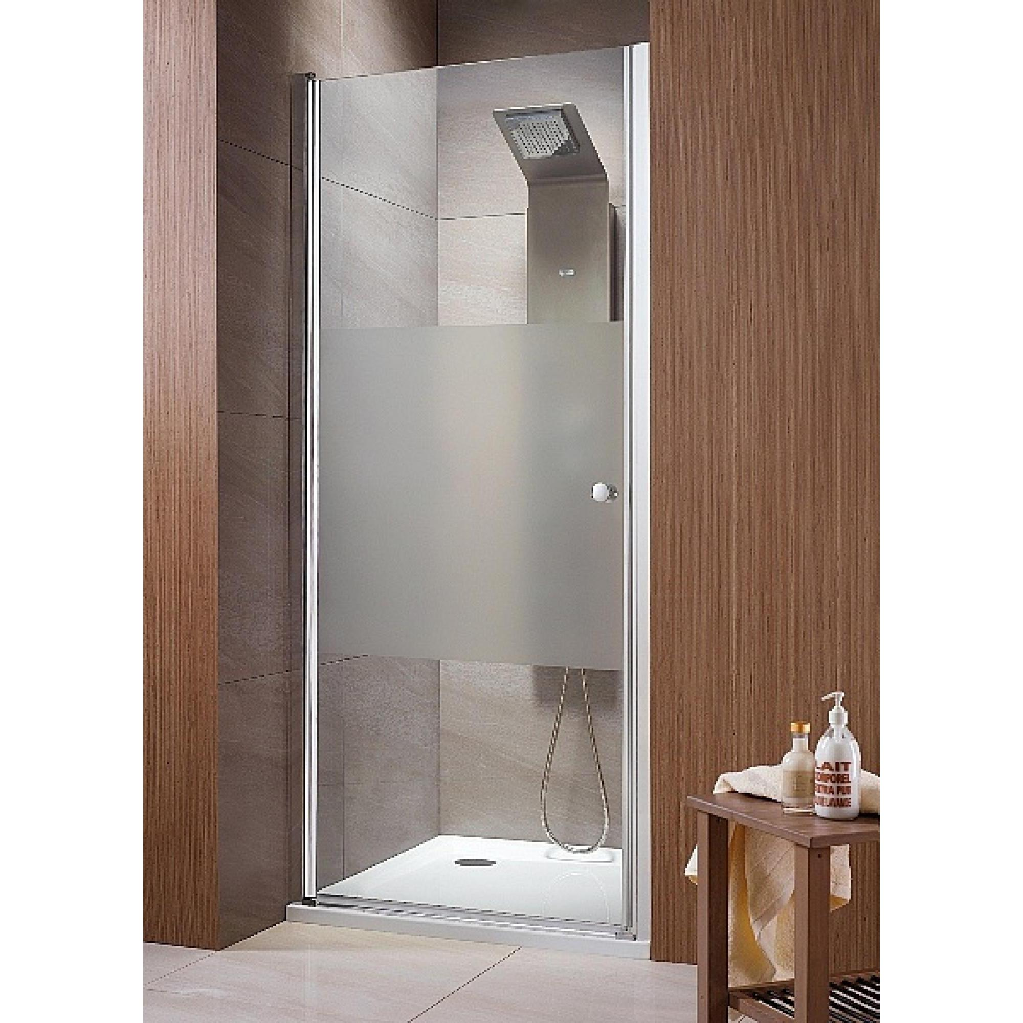 Душевая дверь Radaway EOS DWJ 70 хром/прозрачное