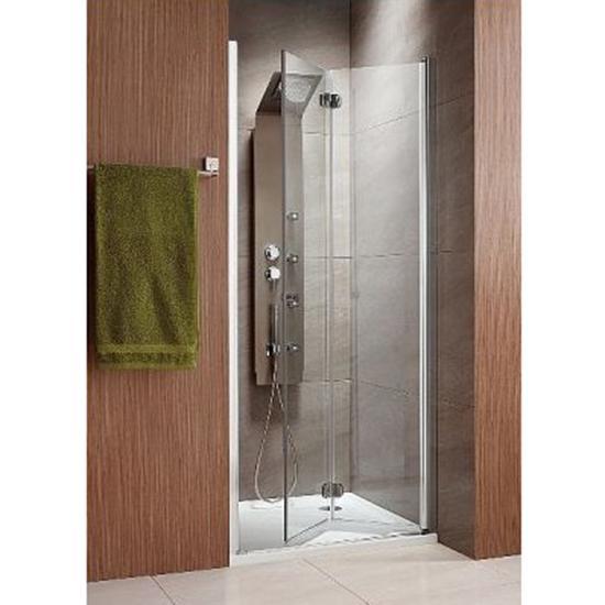 Душевая дверь Radaway EOS DWB 70 R хром/интимато globo 58313