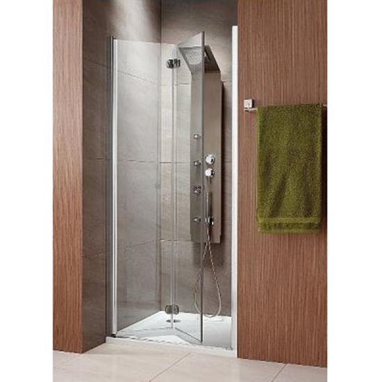 Душевая дверь Radaway EOS DWB 90 L хром/прозрачное