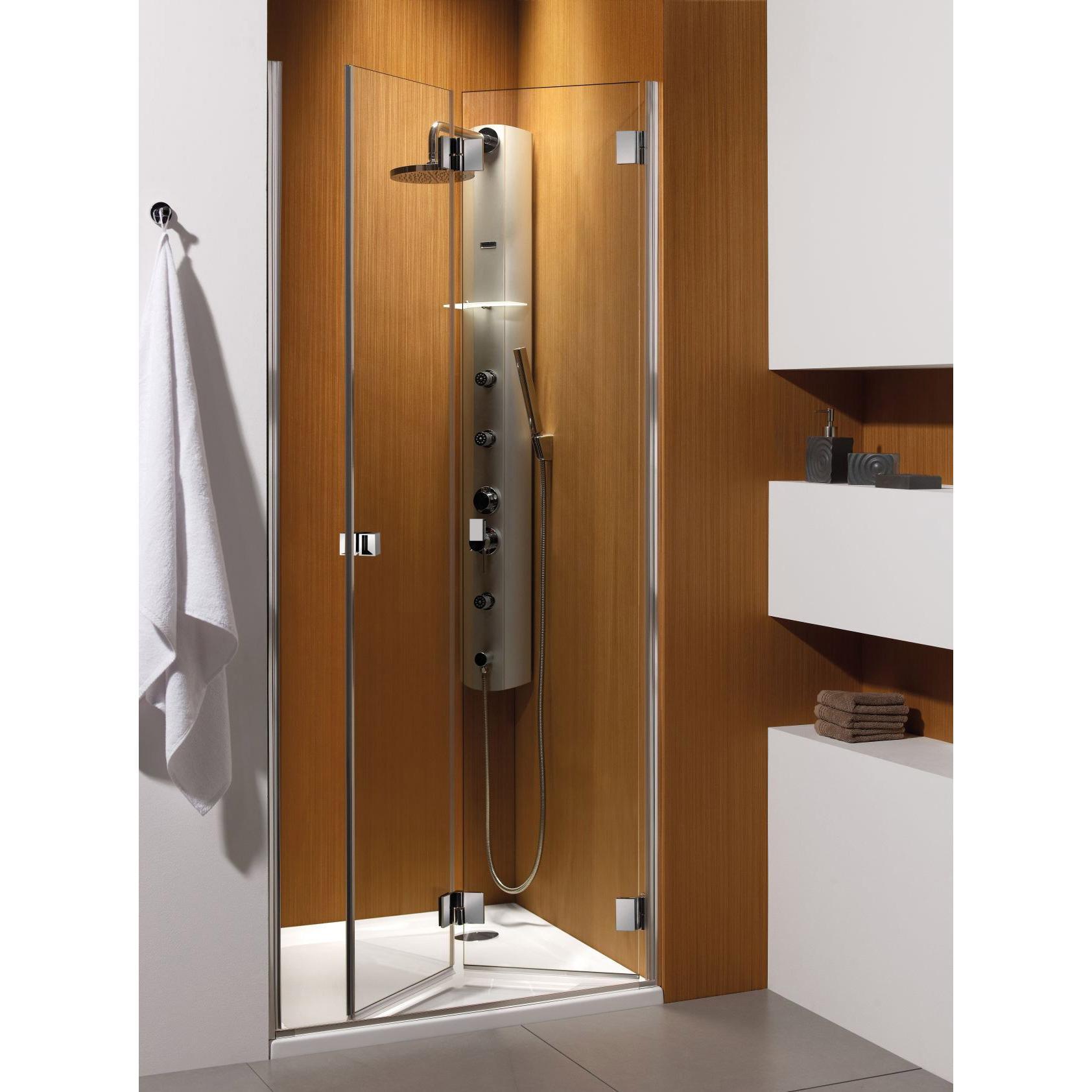 Душевая дверь Radaway Carena DWB 70 R хром/прозрачное