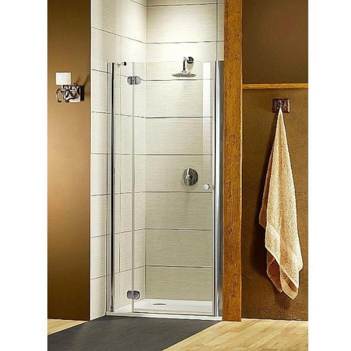 Душевая дверь Radaway Torrenta DWJ 110 L хром/графитовое