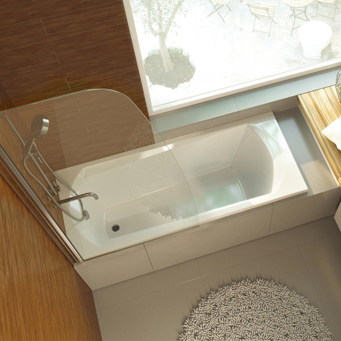 Акриловая ванна Alpen Diana 150x70 акриловая ванна alpen diana 150x70 комплект