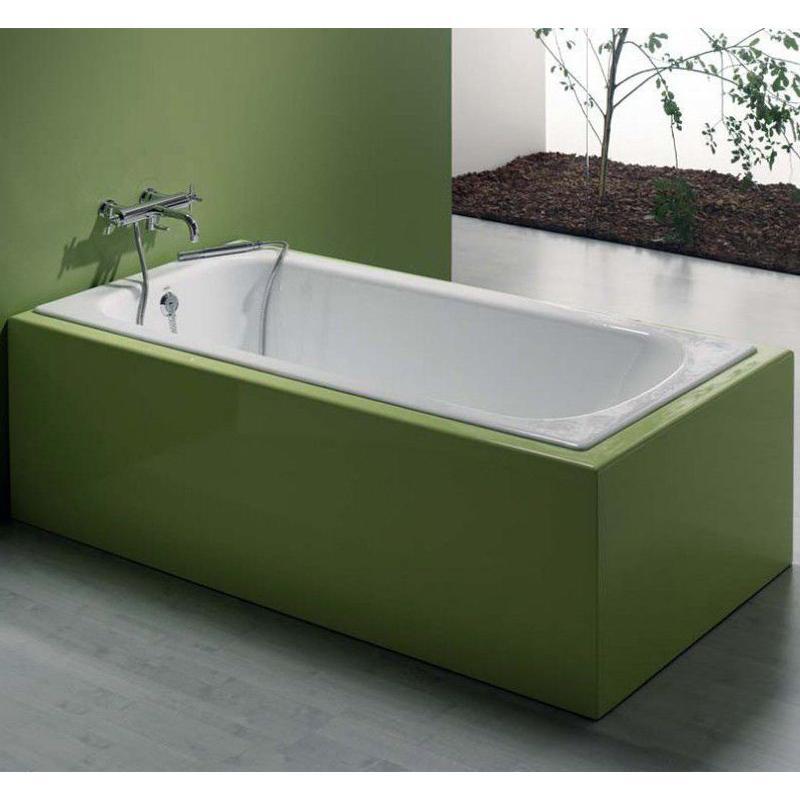 Чугунная ванна Recor Classic 180х81 с ручками цена