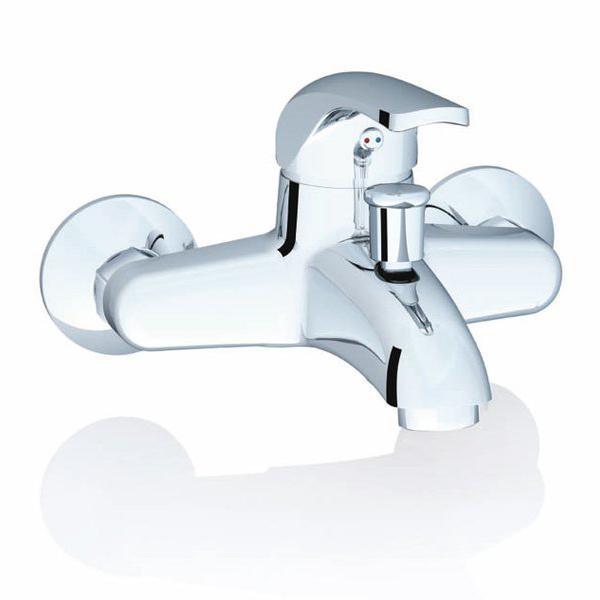 Смеситель Ravak Rosa RS 022.00/150 для ванны врезной смеситель каскадный для ванны rs 025 00 rosa