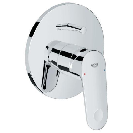 Смеситель Grohe Europlus 19536 002 для ванны смеситель для душа grohe eurodisc cosmopolitan комплект верхней монтажной части для 35501 19549002