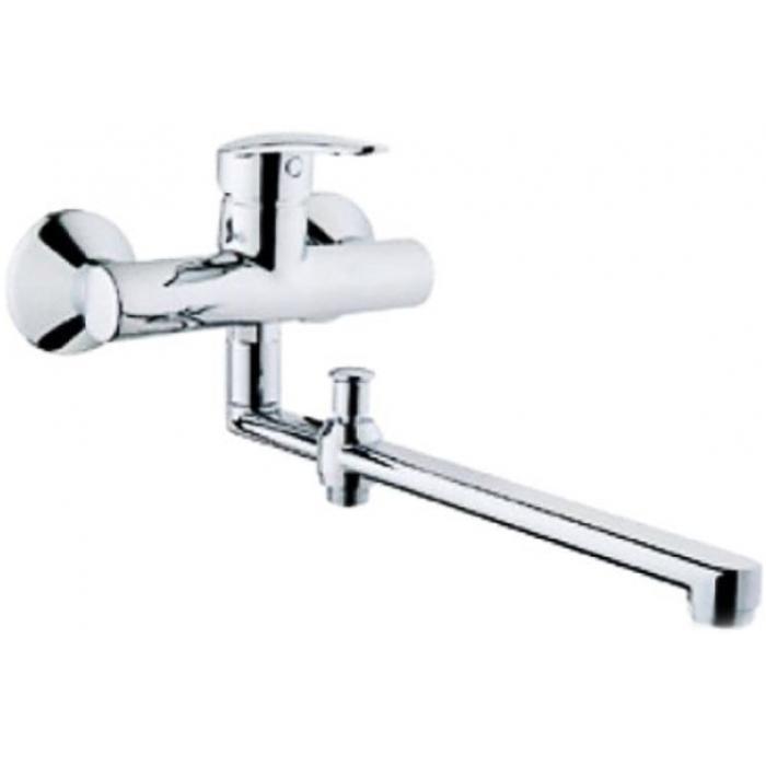 Смеситель VitrA Dynamic S A42038 для ванны смеситель для биде vitra dynamic a40952exp