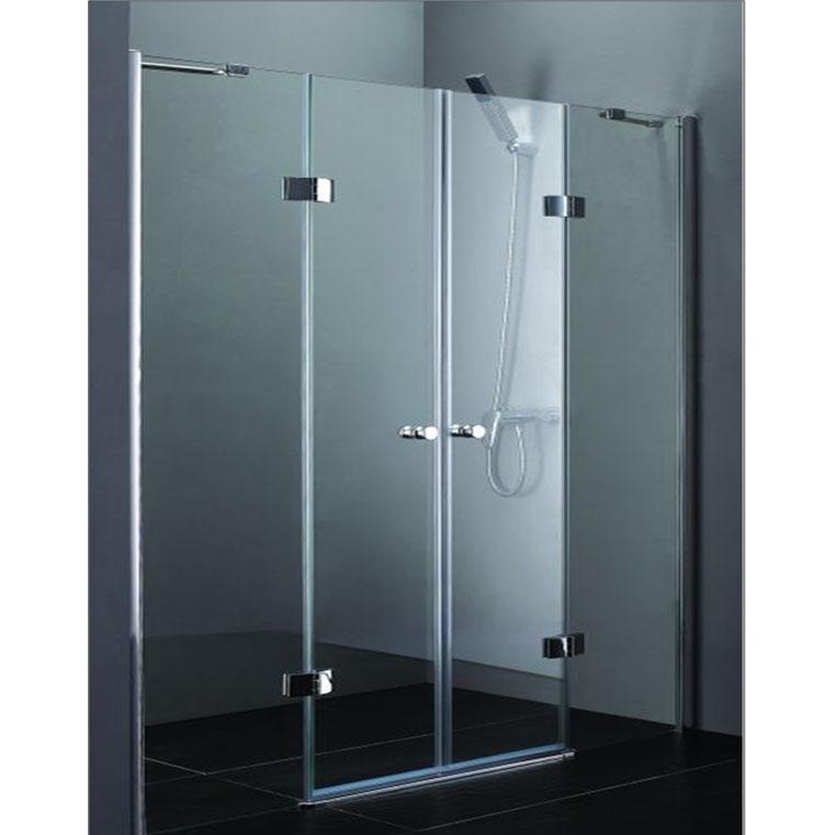 Душевая дверь Cezares Verona B22 180 C Cr прозрачное стекло, профиль хром душевая дверь в нишу cezares verona verona w b 22 180 c cr