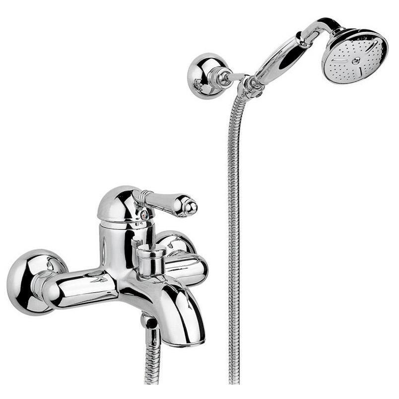 Смеситель Nicolazzi Classica 3401 CR 75 для ванны abs 1 75 3d 395m