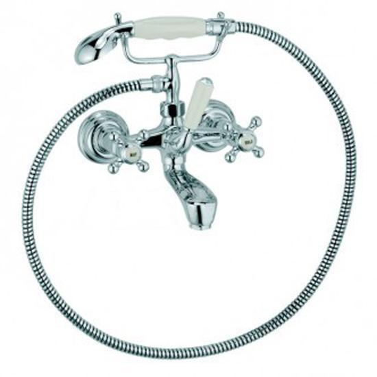 Смеситель Kludi Adlon 51441 4520 для ванны цены