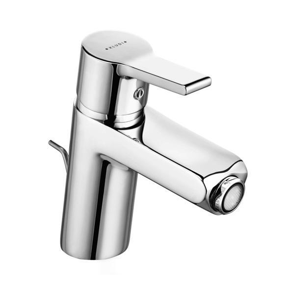 Смеситель Kludi O Cean 38430 0575 для биде смеситель для ванны и душа коллекция o cean 387500575 однорычажный хром kludi клуди