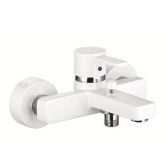 Смеситель Kludi Zenta 38670 9175 для ванны смеситель для душа хром kludi 536550575