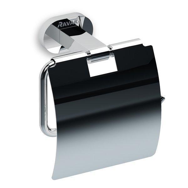 Держатель для туалетной бумаги Ravak CR 400.00 держатель для туалетной бумаги fest c крышкой на присоске цвет хром