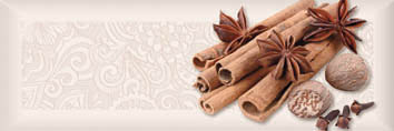 Spices 01 Decor Декор 10x30 декор keramika modus allure damasco сrema b 20x50