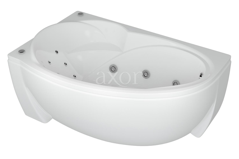 Акриловая ванна Акватек Бетта 170x95 без гидромассажа акриловая ванна акватек лира