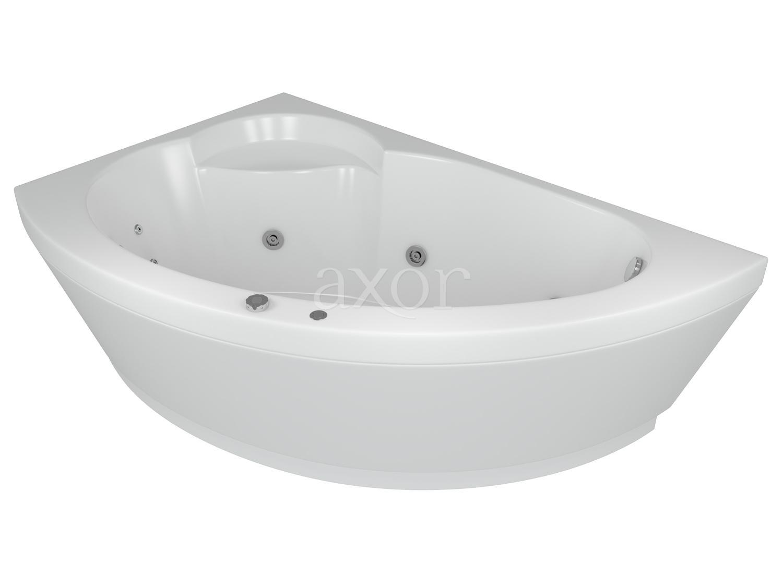 Акриловая ванна Акватек Аякс 2 170x110 без гидромассажа