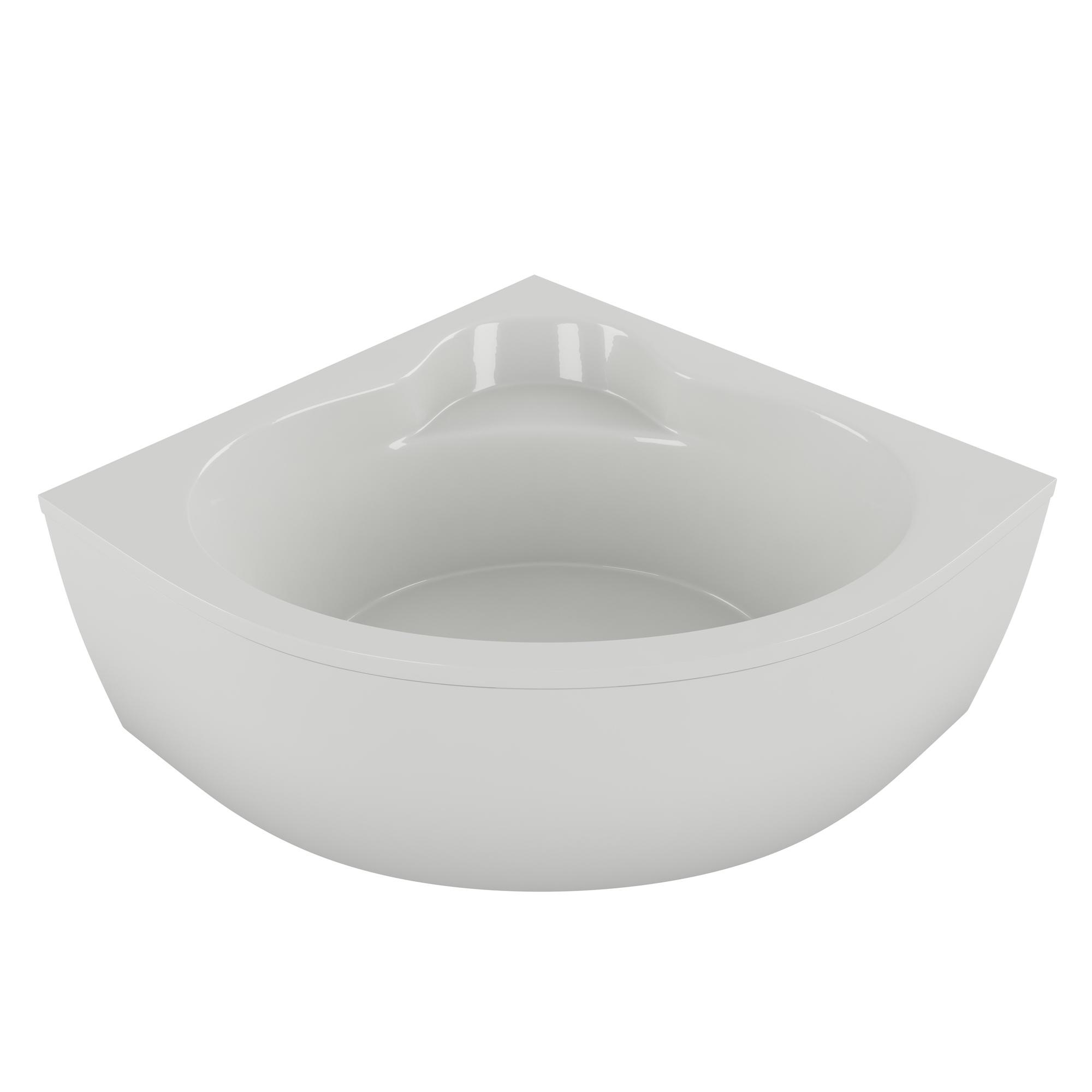 купить Акриловая ванна Акватек Ума 145x145 без гидромассажа по цене 13500 рублей