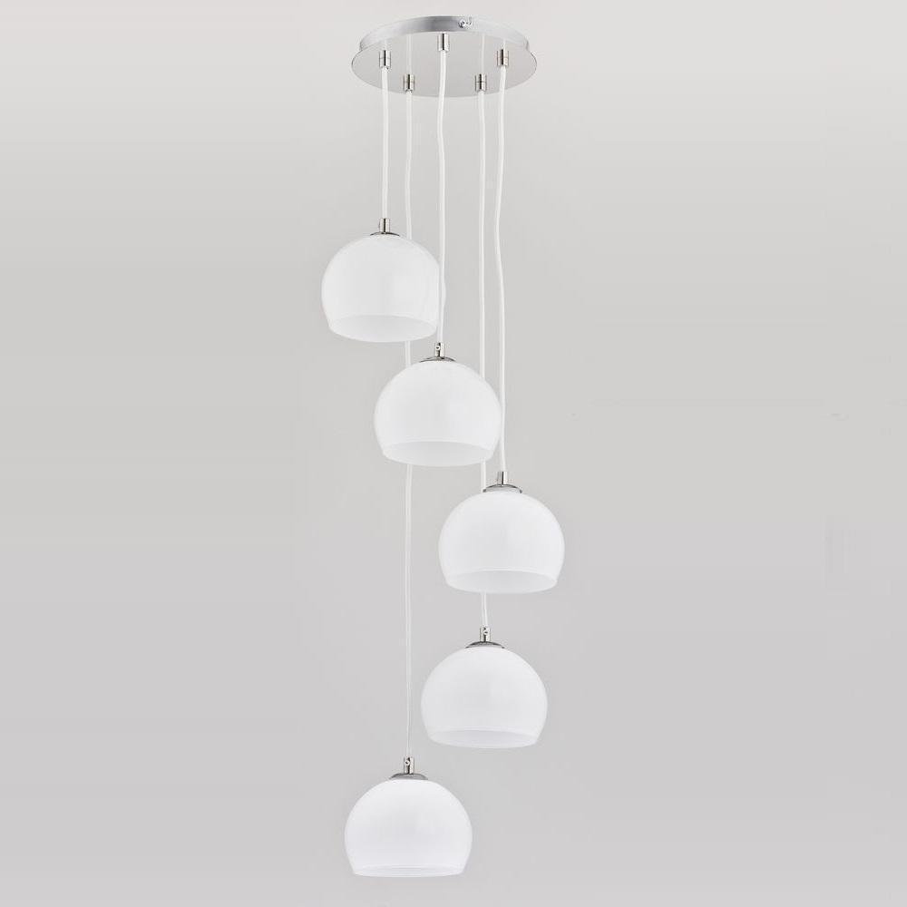 Люстра Alfa Waterfall White 23955 подвесная 23955