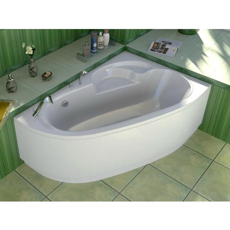 Акриловая ванна Alpen Terra 160x105 правая